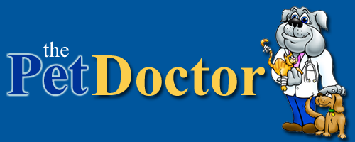 The Pet Doctor Logo