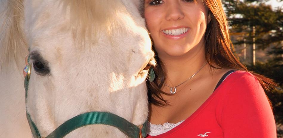 Equine + girl